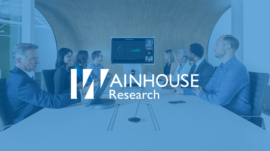 Wainhouse Research Reviews GROUP
