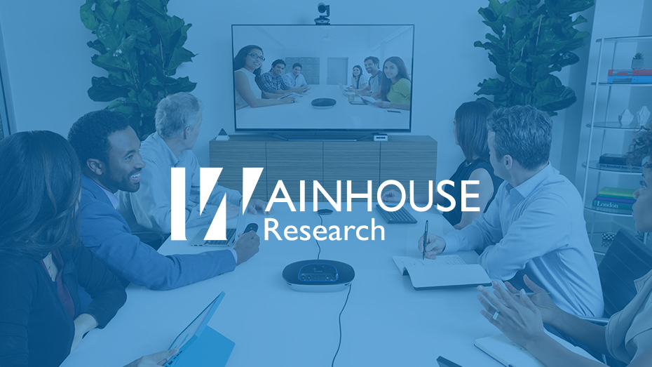 Wainhouse Research Reviews ConferenceCam Kit